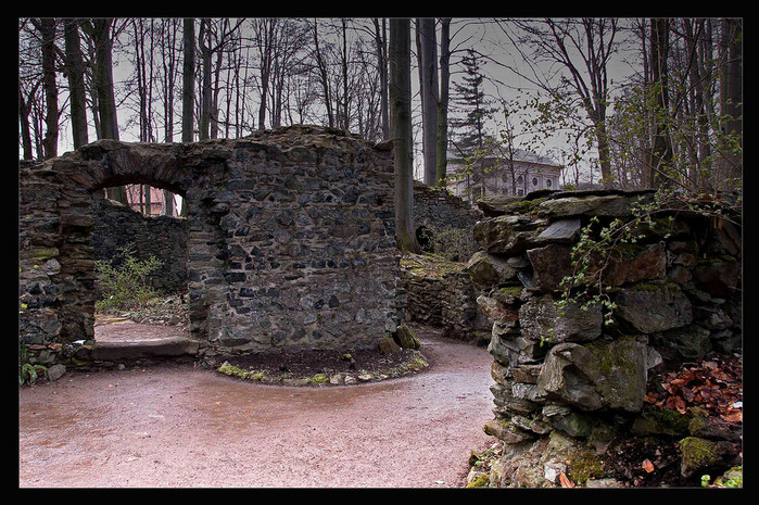 Монастырский парк Альтцелла (нем. Klosterpark Altzella) 61908