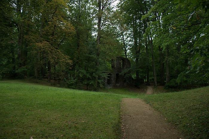 Монастырский парк Альтцелла (нем. Klosterpark Altzella) 96877