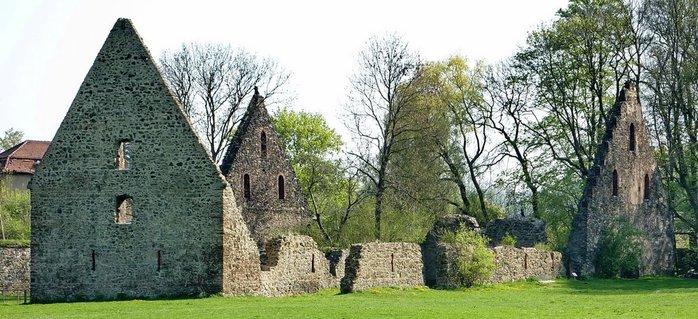 Монастырский парк Альтцелла (нем. Klosterpark Altzella) 84024