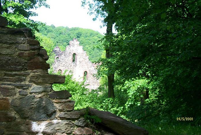 Монастырский парк Альтцелла (нем. Klosterpark Altzella) 52531