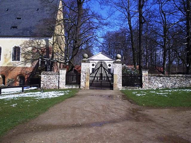 Монастырский парк Альтцелла (нем. Klosterpark Altzella) 71510