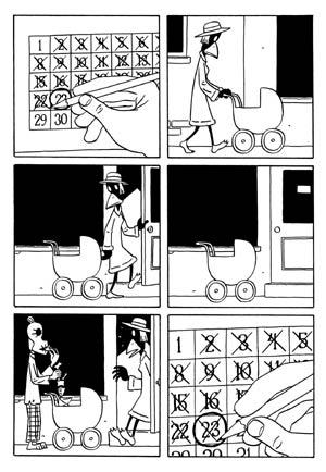 Живые и не живые (Des morts et des vivants ), однотомник, стр. 17