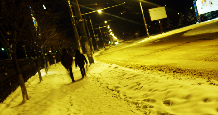 чеканы, кишинёв, утро, зима