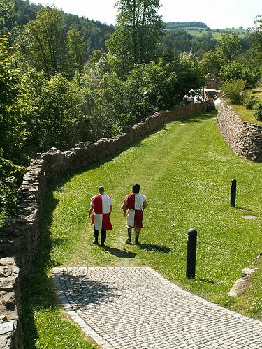 Крепость Шарфенштайн (нем. Burg Scharfenstein) 50711