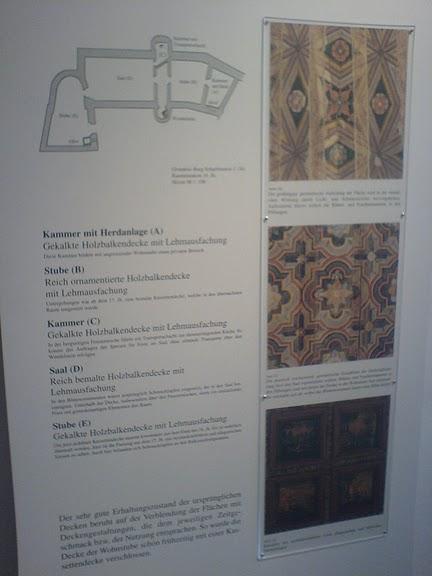 Крепость Шарфенштайн (нем. Burg Scharfenstein) 83856