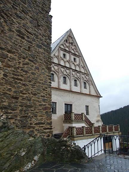 Крепость Шарфенштайн (нем. Burg Scharfenstein) 80015
