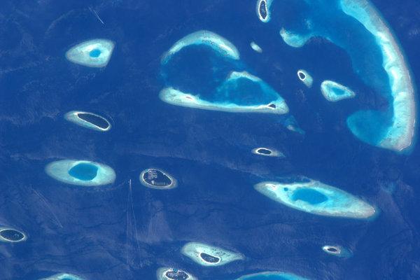Космические снимки от Соичи Ногучи (Soichi Noguchi).