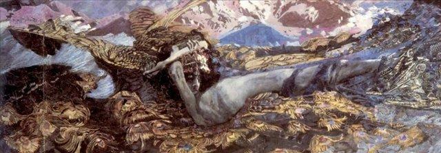 """""""Демон поверженный"""" 1902"""