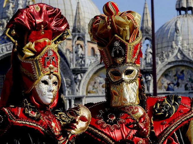 Венецианский карнавал 2010