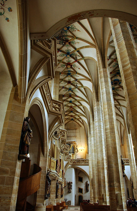 Dom St. Marien zu Freiberg/Sachsen 36884