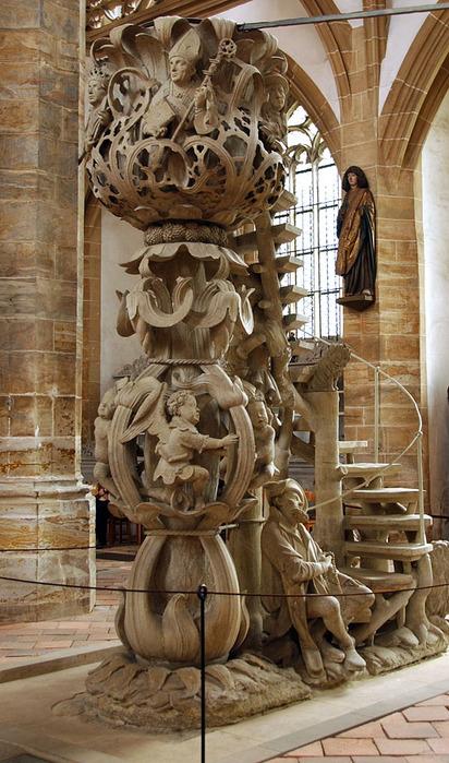 Dom St. Marien zu Freiberg/Sachsen 26468