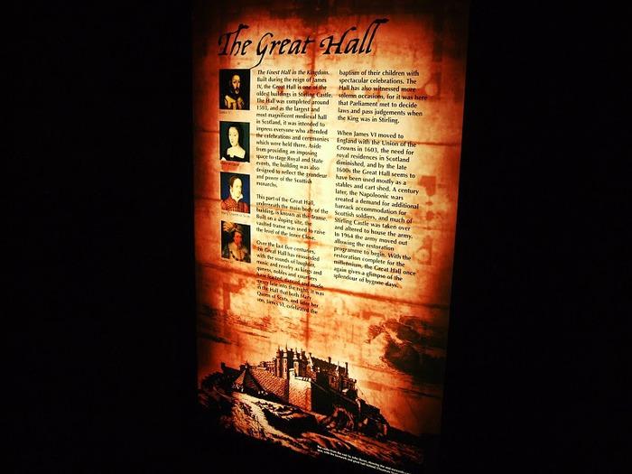 Замок Стерлинг, Шотландия 68772