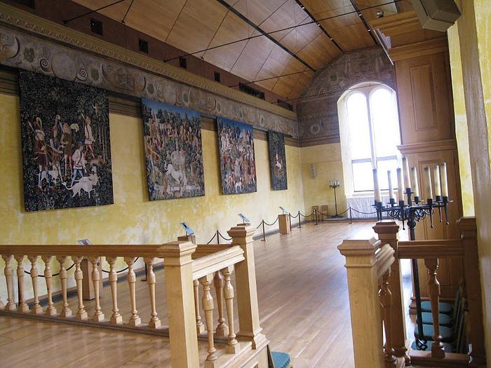 Замок Стерлинг, Шотландия 25002