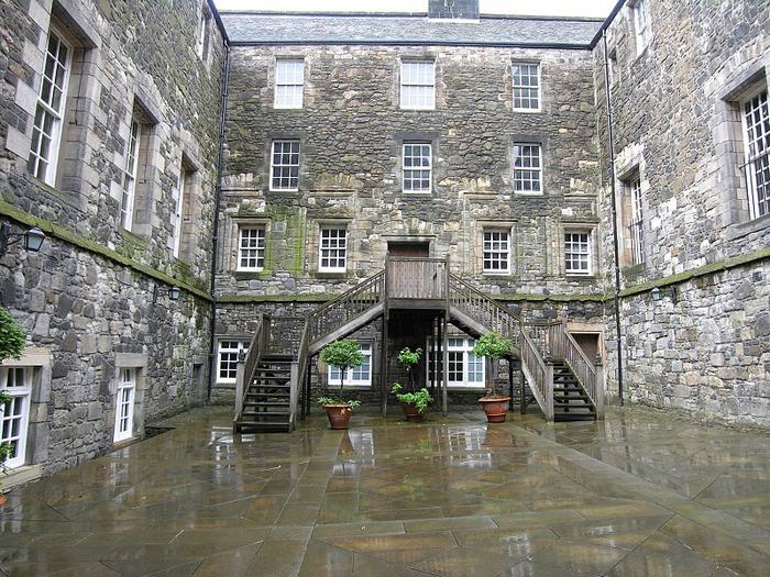 Замок Стерлинг, Шотландия 75414