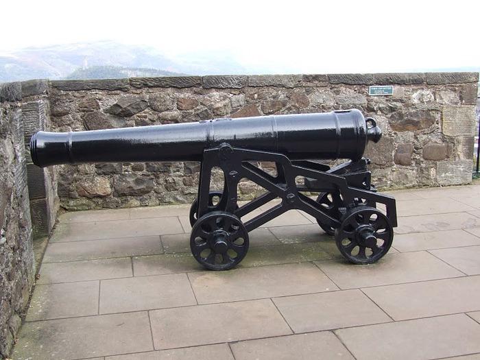 Замок Стерлинг, Шотландия 35937