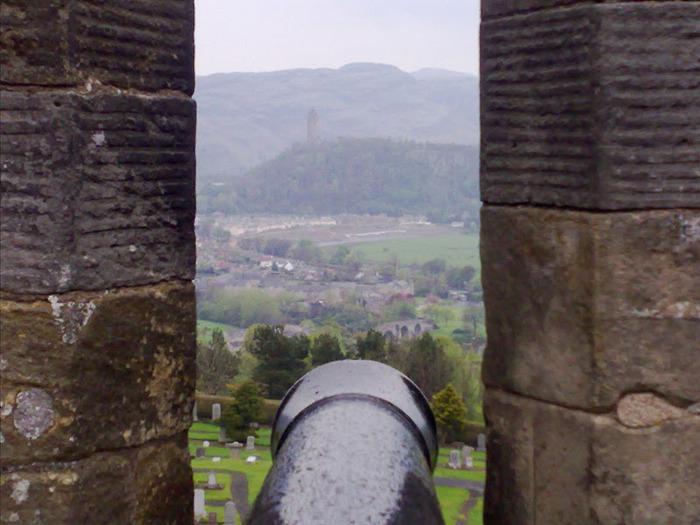 Замок Стерлинг, Шотландия 16417