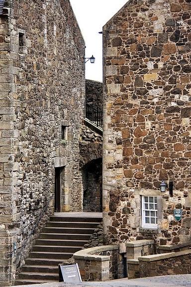 Замок Стерлинг, Шотландия 44335