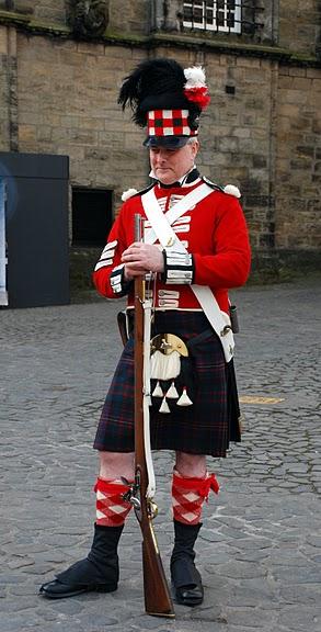 Замок Стерлинг, Шотландия 77792