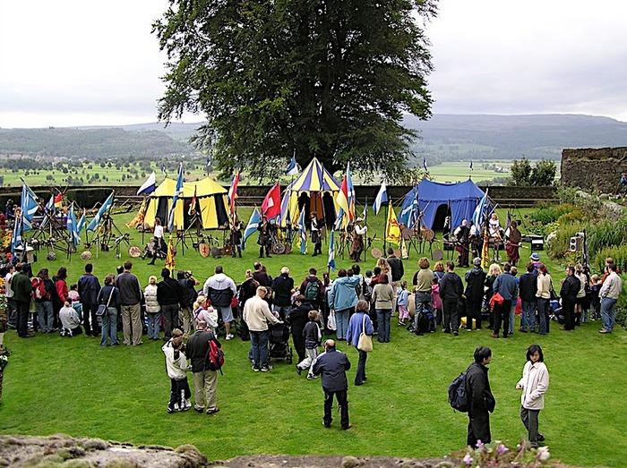 Замок Стерлинг, Шотландия 75989