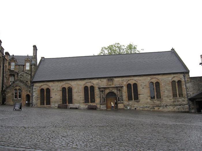 Замок Стерлинг, Шотландия 47310