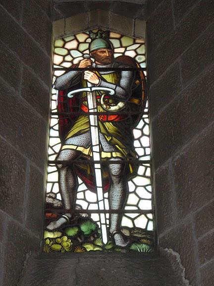 Замок Стерлинг, Шотландия 12845
