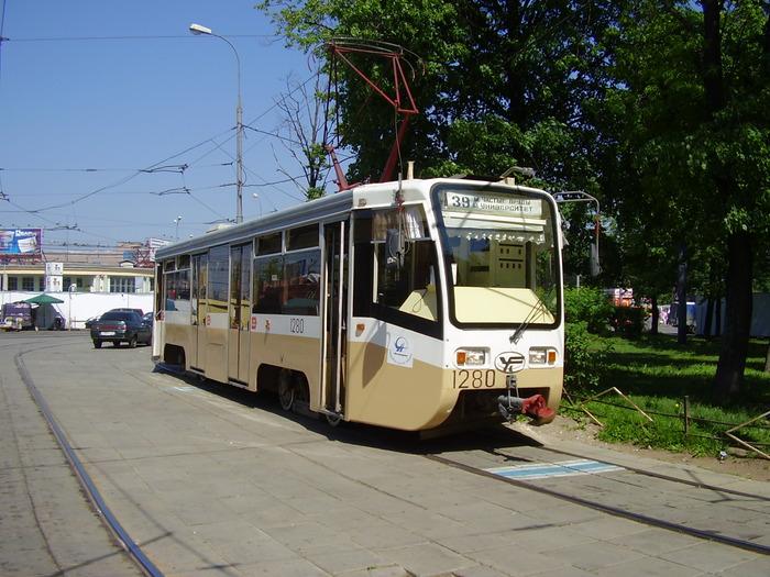 трамвайные маршруты - Самое