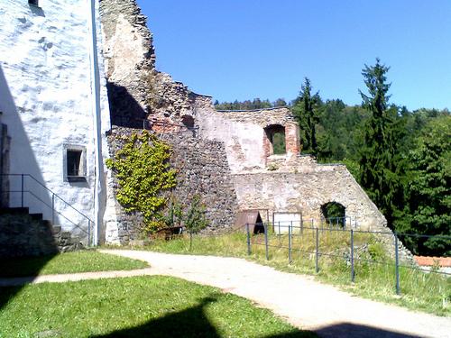 Замок Лауенштайн (нем. Schloss Lauenstein)-Erzgebierge,Sachsen 40679