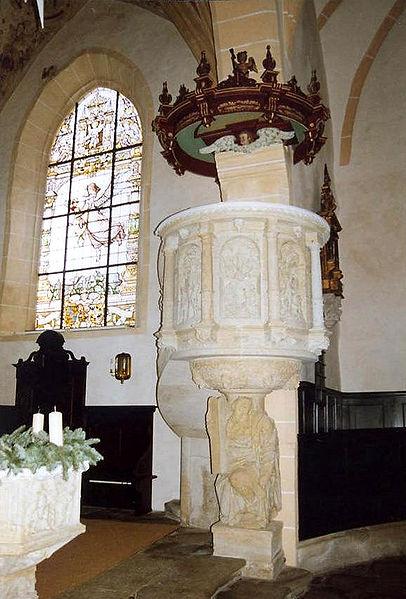 Замок Лауенштайн (нем. Schloss Lauenstein)-Erzgebierge,Sachsen 20735