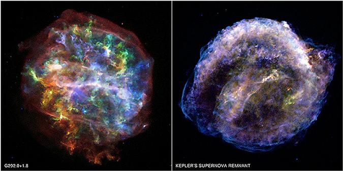 Вселенная невидимая человеческому глазу