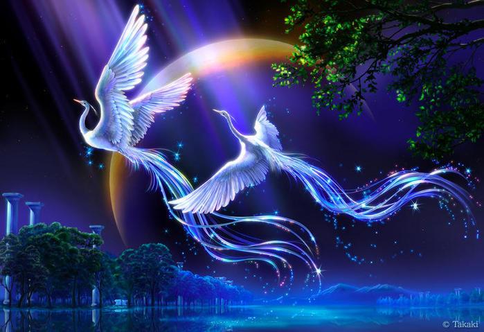 Стихия Воздух. Стихийная магия. Обряды. Ритуалы. Путь Ведьмы Воздуха 55429110_pticuy