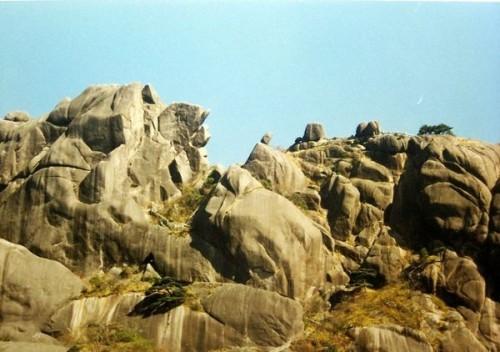 Горы Хуаньшань (500x352, 54Kb)
