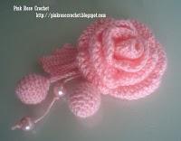 Golinha+Flor+Surprise+-+Crochet+Scarflette+-+Pink+Rose (200x156, 7 Kb)