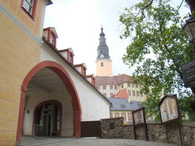Замок Везенштайн (нем. Schloss Weesenstein) 24811