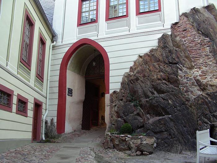 Замок Везенштайн (нем. Schloss Weesenstein) 31959