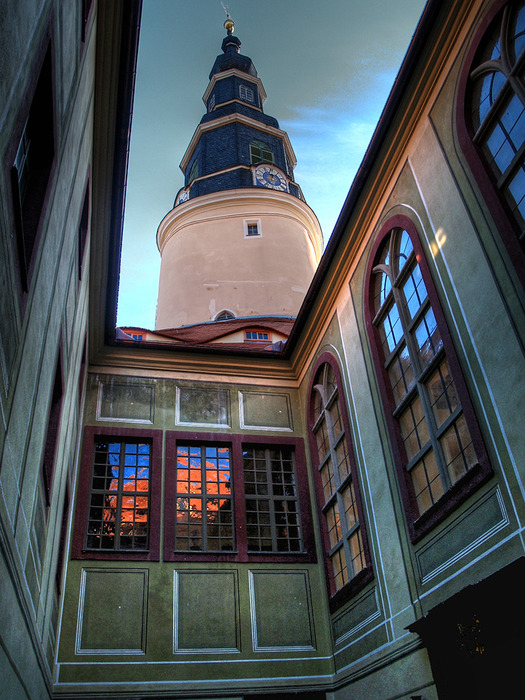 Замок Везенштайн (нем. Schloss Weesenstein) 66499