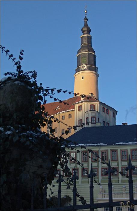 Замок Везенштайн (нем. Schloss Weesenstein) 14966