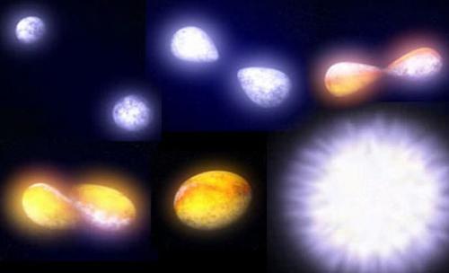 Российский астроном раскрыл один из секретов сверхновых звезд