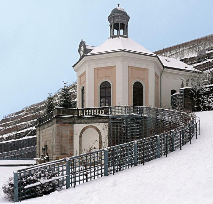 Замок Вакербарт (нем. Schloss Wackerbarth) 37773