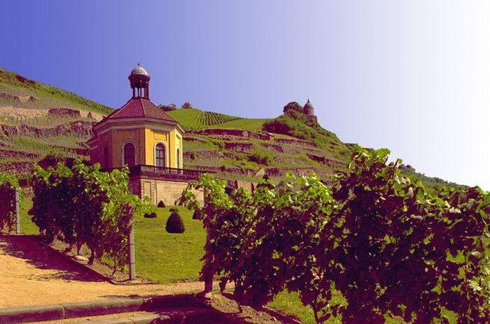 Замок Вакербарт (нем. Schloss Wackerbarth) 98775