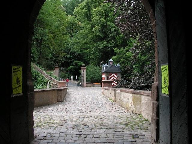 Крепость Крибштайн (нем. Burg Kriebstein) 37985