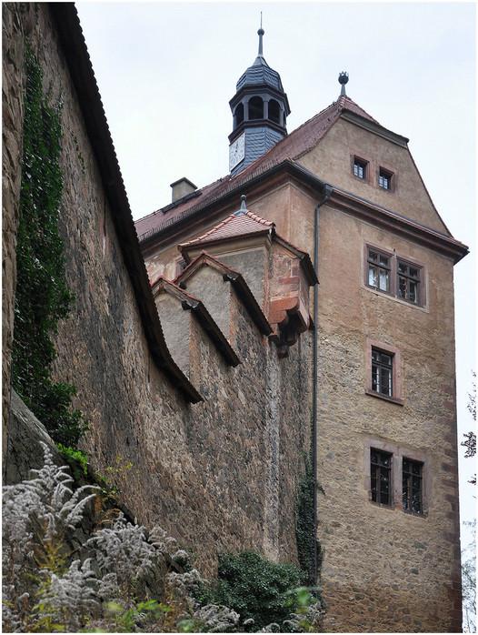 Крепость Крибштайн (нем. Burg Kriebstein) 66053