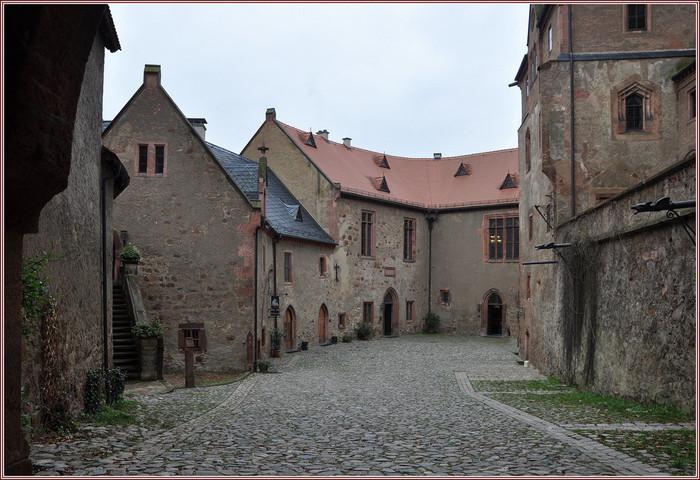 Крепость Крибштайн (нем. Burg Kriebstein) 38243