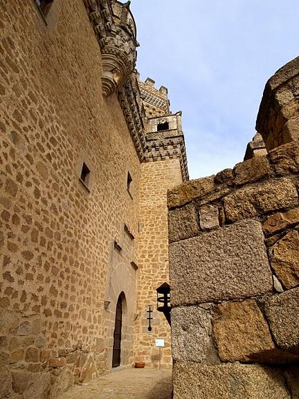 Замок в Мансанарес Эль Реал 41280