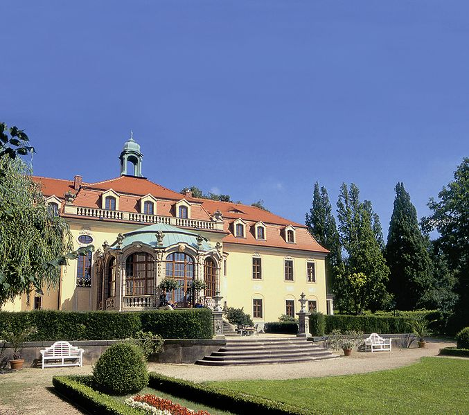 Прошвитц-Schloss Proschwitz 77139