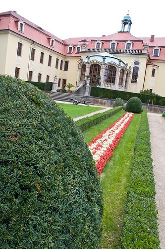 Прошвитц-Schloss Proschwitz 68073