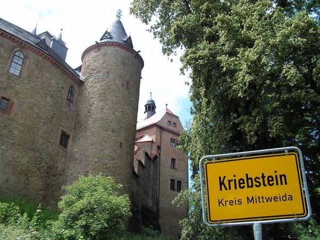 Крепость Крибштайн (нем. Burg Kriebstein) 53258