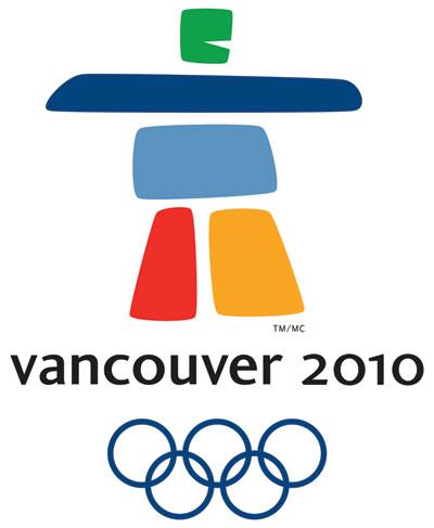 Логотип зимней олимпиады 2010 в Ванкувере