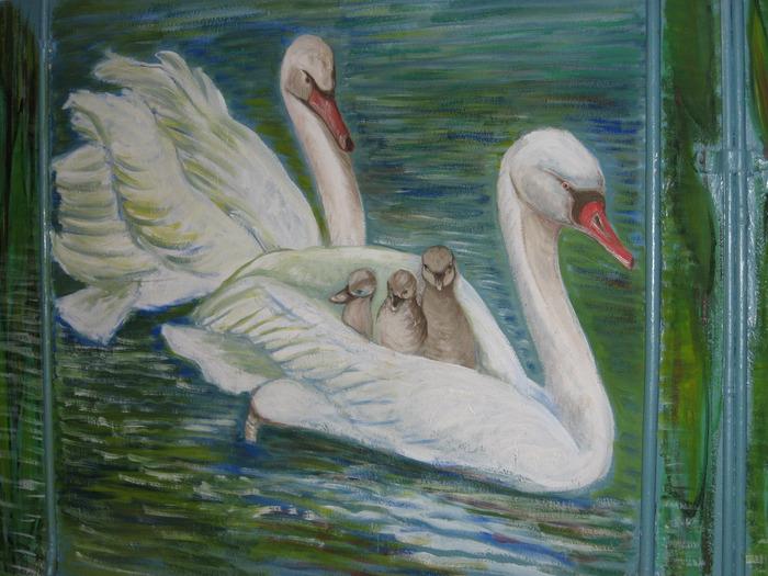 swans (700x525, 127 Kb)