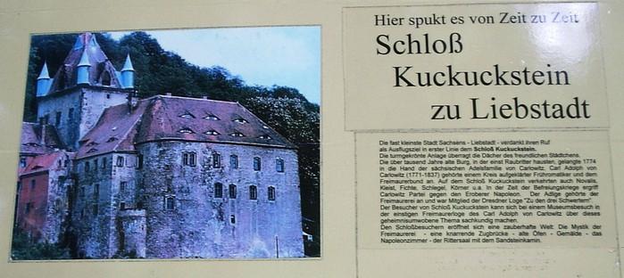 Das Schloss Kuckuckstein 40341