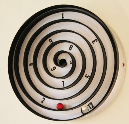 Спиральные часы Aspiral Clock